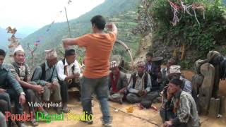 panche baja dance at gulmi