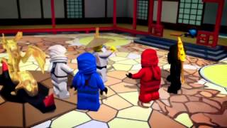getlinkyoutube.com-LEGO® Ninjago, Épisode 1 2012 Le soulèvement des serpents