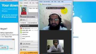 getlinkyoutube.com-How to make FREE Video Calls using Skype