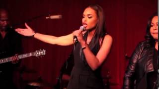 Demetria McKinney Performs Live with 3456 The Band at