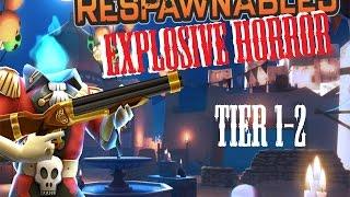 getlinkyoutube.com-The Respawnables | explosive horror | tier 1-2