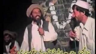 getlinkyoutube.com-Khost Lughat ( Pashto poetry / freestyle rap ) - Zangi Khan , Haji Mat Khan