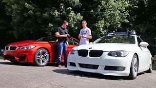 getlinkyoutube.com-Stock BMW M4 vs tuned BMW 335i