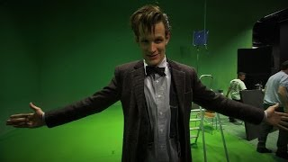 getlinkyoutube.com-Behind The Lens - The Time of the Doctor - Doctor Who: Christmas Special 2013 - BBC