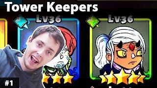 getlinkyoutube.com-Tower Keepers - Nowa super gra od twórców Bloons TD