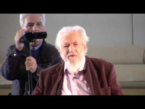 Claudio Naranjo: La verità dell'arte, Udine, 17-12-2016