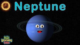 getlinkyoutube.com-Planet Song for Kids/ Solar System Song for Children/Neptune Song for Children