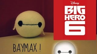 getlinkyoutube.com-Baymax tsum tsum tutorial | Tiny sparkles
