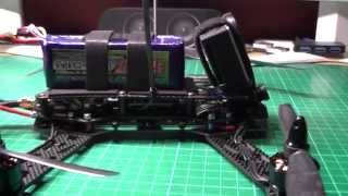 getlinkyoutube.com-Diatone PDB part 2 - The new mini quad (Codename Frankenquad)
