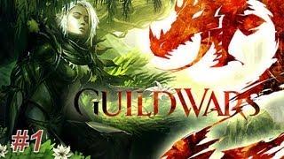 getlinkyoutube.com-Guild Wars 2 - This is My Story Sylvari Part 1 ~ Fighting the Nightmare / Prayer of Protection