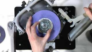 getlinkyoutube.com-SSM-2 Балансировка точильного диска.
