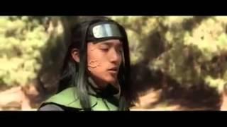 getlinkyoutube.com-Neji VS Tenten Live Action