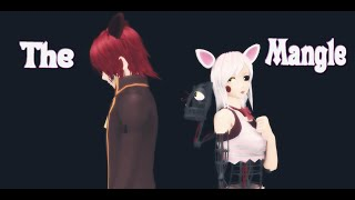 getlinkyoutube.com-[MMD PV][MMD FNAF] The Mangle