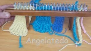 getlinkyoutube.com-Trabajos realizados con el telar (1), Work performed with looms