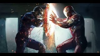 getlinkyoutube.com-Captain America: Civil War Power Levels