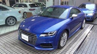 getlinkyoutube.com-アウディ TT S 中古車試乗インプレッション Audi TT S Coupe