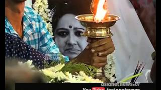 getlinkyoutube.com-Malayalam Veteran Actress Kalpana's Funeral