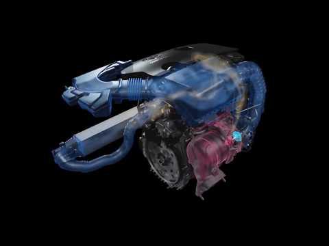 Где в Infiniti QX60 находится фильтр двигателя