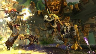 World of Warcraft - Battle for Azeroth Release Date Trailer