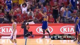 getlinkyoutube.com-Stephen Curry Top 5 Half-Court Shots