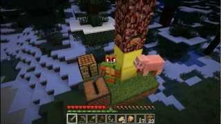 getlinkyoutube.com-Minecraft - Mod Herobrine: é de arrepiar!