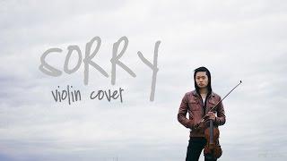 getlinkyoutube.com-Sorry - Justin Bieber - Violin Cover - Daniel Jang