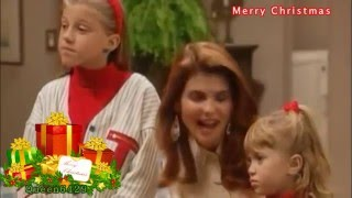 getlinkyoutube.com-Full House Christmas ►Santa bring my Baby back (to me) 💕