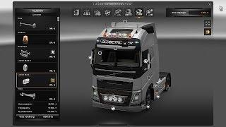 getlinkyoutube.com-ETS2 Customization - New Volvo FH16