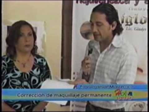 CORRECCION DE MAQUILLAJE PERMANENTE - INSTITUTO DE ESTETICA SIGLO XXI - PERU