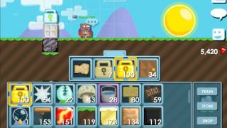 getlinkyoutube.com-How to get diamond lock in Growtopia