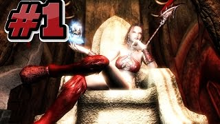 getlinkyoutube.com-Skyrim Modded Succubus Series Ep. 1