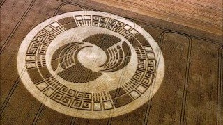 getlinkyoutube.com-Newest Crop Circles 2016