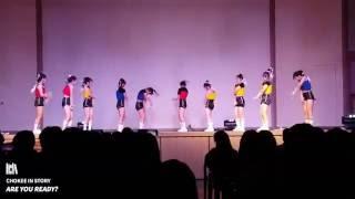 getlinkyoutube.com-[2016 SOPA STREET] 걸리쉬 TEAM