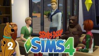 getlinkyoutube.com-The Sims 4 Scooby Doo - (Part 2) สคูบี้ดูกับขบวนการไขปริศนา