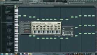 getlinkyoutube.com-How to make an Avicii style sound in FL Studio 10