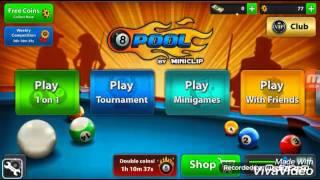 تهكير سهم البلياردو لجميع التحديثات |hack ball pool 8 any update ( عليه باند)
