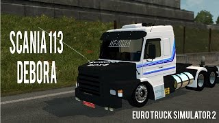 getlinkyoutube.com-Euro Truck Simulator 2 - 113 Débora