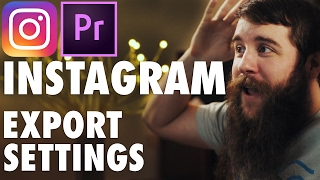 getlinkyoutube.com-How to Export High Quality Instagram Videos in Premiere Pro CC
