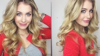 getlinkyoutube.com-GROßE WELLEN/LOCKEN ♡ | BELLA
