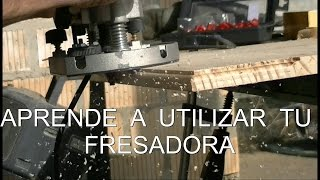 getlinkyoutube.com-COMO USAR LA FRESADORA MANUAL