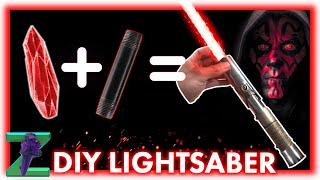 getlinkyoutube.com-How to make: DIY Lightsaber for $30