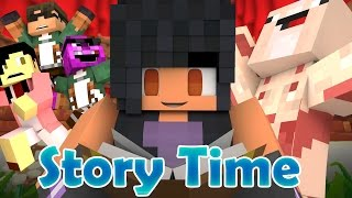 getlinkyoutube.com-Minecraft Story Time w/ Aphmau | Attack on Prom Queen Fanfic