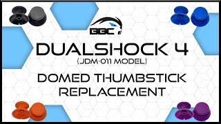 getlinkyoutube.com-PS4  ds4 domed thumbstick install swap