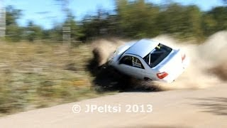getlinkyoutube.com-Best of finnish rally crashes 2013 by JPeltsi