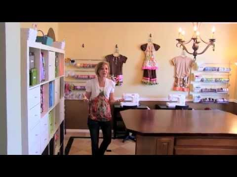 Kids Can Sew® Setting Up Your Sewing Room | Sewing Classes