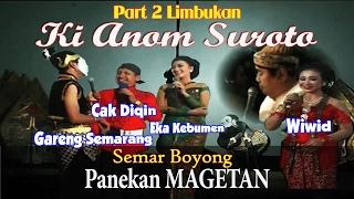 getlinkyoutube.com-Wayang Kulit Limbukan - Ki Anom Suroto Gareng Semarang vs Cak diqin, Wiwid, Eka Kebumen Magetan II