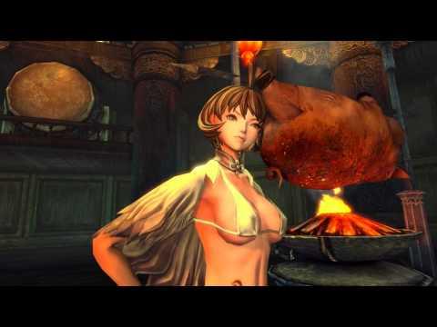 Blade & Soul Cutscene - Blade Master vs Gunner HD