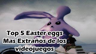 getlinkyoutube.com-Top 5 Easter eggs mas Extraños de los Videojuegos