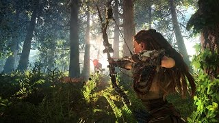 getlinkyoutube.com-Horizon Zero Dawn 20 Minutes of Gameplay Walkthrough 1080p Horizon Zero Dawn Gameplay Demo
