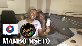 getlinkyoutube.com-Susumila Live On Mambo Mseto(Radio Citizen) With Mzazi Willy Tuva